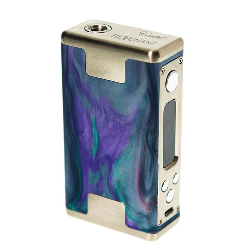 Revenant Cartel 160 Box Mod Silver Frame Edition - Random Color No Thank You