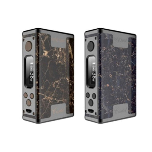 Revenant Cartel 160 Box Mod - Silver-5