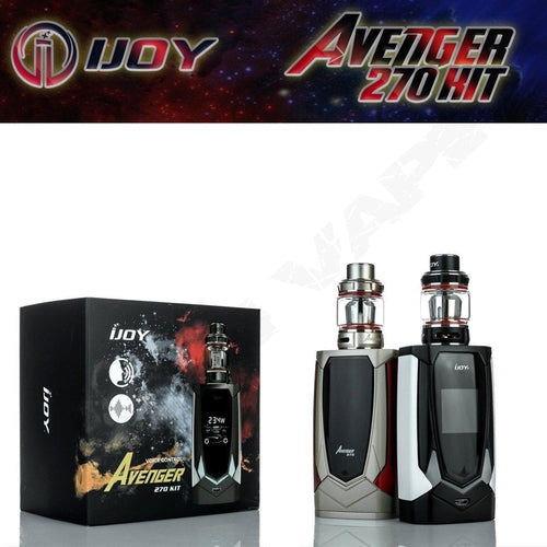 IJOY Avenger 270 234W Starter Kit (Without Batteries)-1