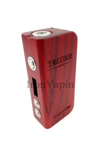 SMOK TreeBox Mini 75W Wood Box Mod
