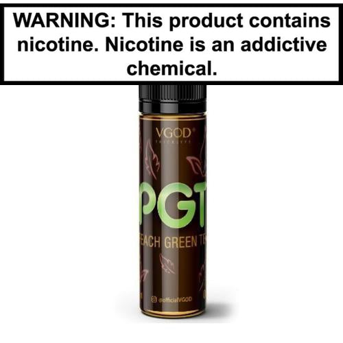 VGOD PGT 60ml Vape Juice 0MG