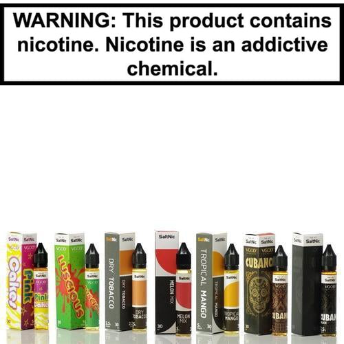 VGOD SaltNic Collection 30ml Vape Juice-1