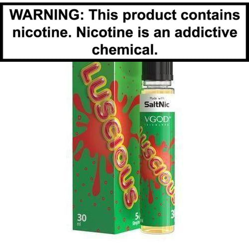 VGOD SaltNic Luscious 30ml Nic Salt Vape Juice-1