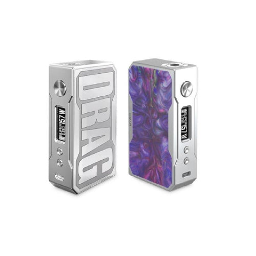 VooPoo DRAG 157W Box Mod | Resin Edition-4