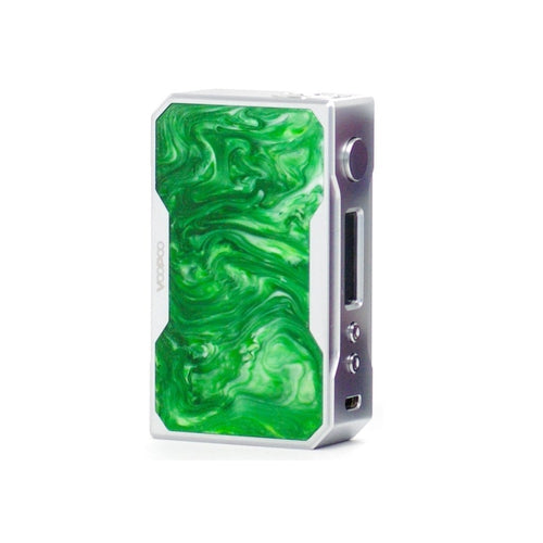 VooPoo DRAG 157W Box Mod | Resin Edition Silver / Jade / No Thank You
