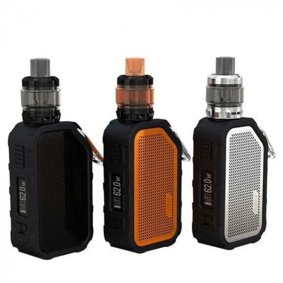 Wismec Active 80W Starter Kit | Bluetooth Speaker | Water Proof