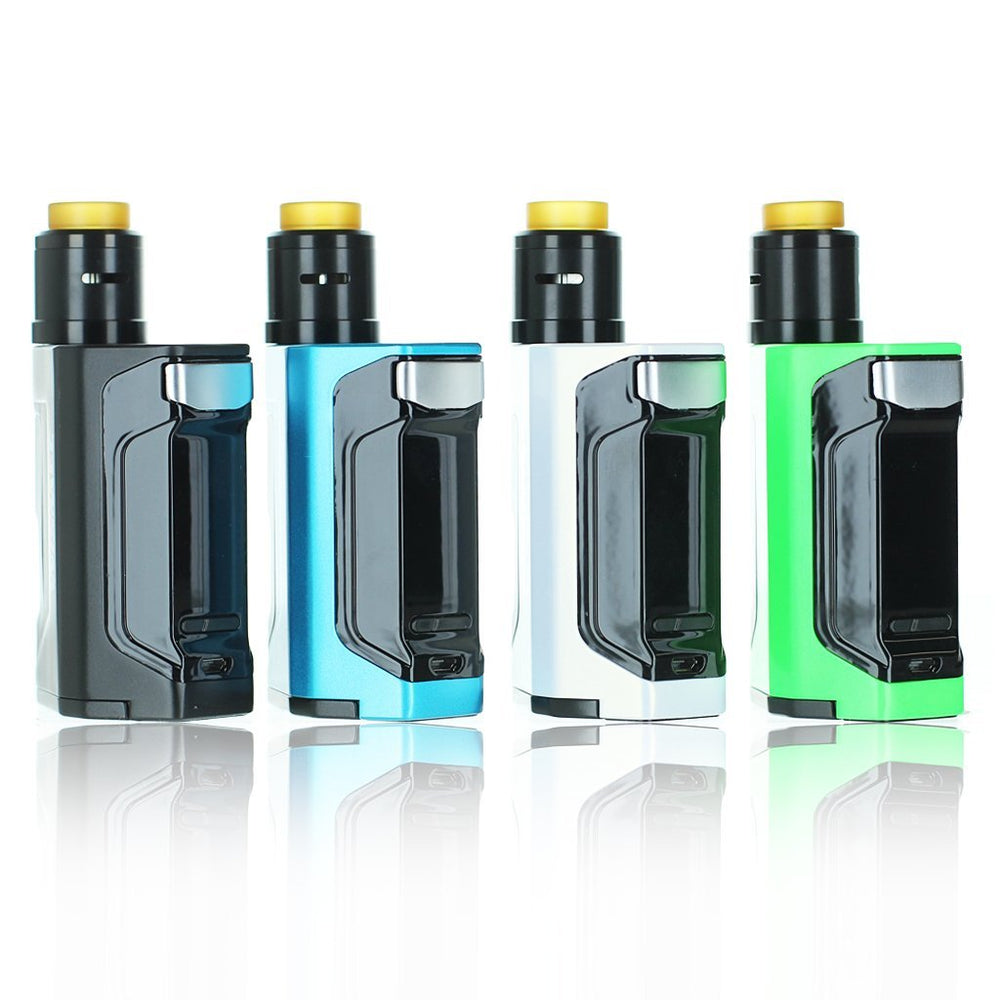 Wismec LUXOTIC DF 200W Squonk Vape Kit-1