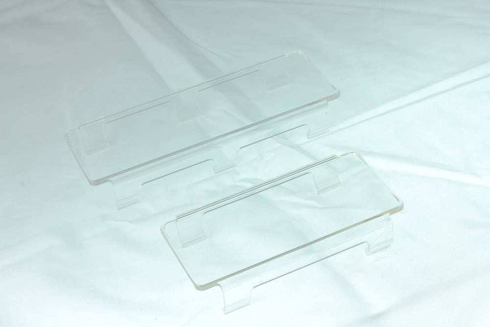 Light Bar Cover 6 inch Clear/Amber