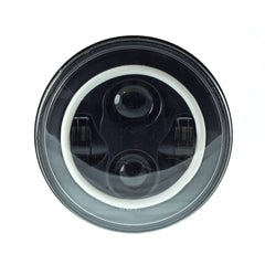 ATC 7 Inch Round Halo Headlight