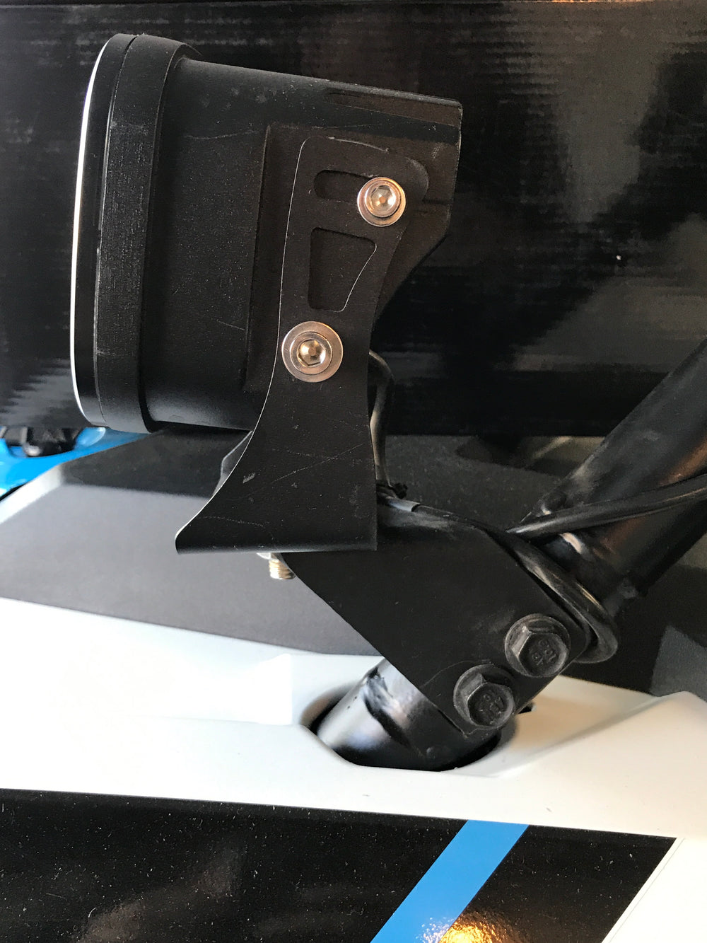 Polaris RZR A Pillar bracket