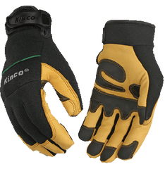 Kinco 102HK Lined Goatskin Drivers Gloves (one dozen)