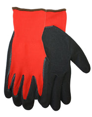 Midwest 112 Sandy Nitrile Knit Liner Gloves (One Dozen)
