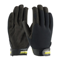 PIP 120-MX2805 Maximum Safety Professional Mechanic's Gloves (One Pair)