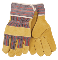 Kinco 1412 Split Pigskin Leather Palm Gloves (one dozen)
