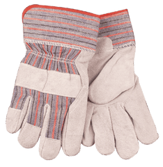 Kinco 1498 Economy Leather Palm Gloves (one dozen)