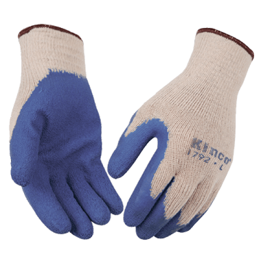 Kinco 1792 Economy Latex Gripping Gloves (one dozen)