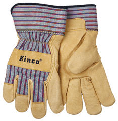 Kinco 1917 Grain Pigskin Gloves (one dozen)