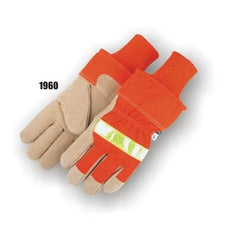 Majestic Split Pigskin Lined ANSI Gloves 1960 (one dozen)