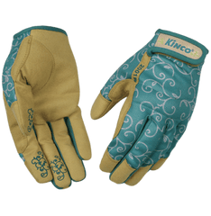 Kinco 2001W Breathable Mechanics Synthetic Gloves (One Dozen)