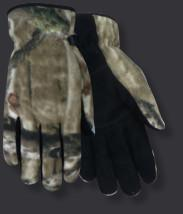 Mossy Oak Lined Drivers Gloves Red Steer MO-51 (One Dozen)