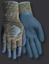 Red Steer A313 Chilly Grip Camo Coated Gloves (One Dozen)