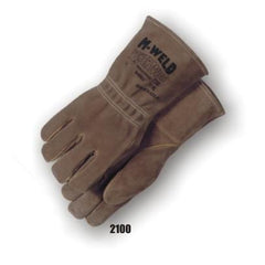 Majestic 2100 Fire Retardant Kevlar Welding Gloves (One dozen)