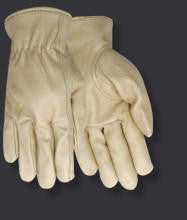 Red Steer 1660 Pigskin Unlined Drivers Gloves (One Dozen)