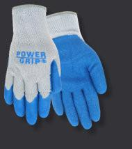 Red Steer A300 Powergrip Coated Gloves (One Dozen)