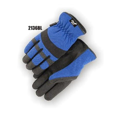 Majestic Armorskin Synthetic Leather Mechanics Gloves 2136BL