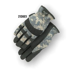 Majestic Armorskin Synthetic Leather Mechanics Gloves 2136C1