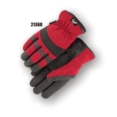 Majestic Armorskin Synthetic Leather Mechanics Gloves 2136R