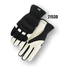 Majestic Goatskin Palm Mechanics Gloves 2153D (one dozen)
