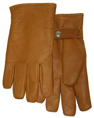 Midwest 344TH Premium Leather With Thinsulate Gloves (One Dozen)