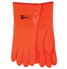 Kinco 4184 Foam Lined PVC Gloves (one dozen)