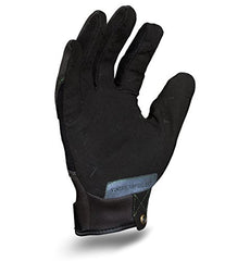 Ironclad EXO-MWR-04 Modern Work Ready Gloves, Black/Grey (One Dozen) 6 Pair