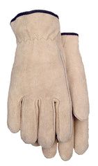 Midwest 432 Brush Suede Leather Gloves (One Dozen)