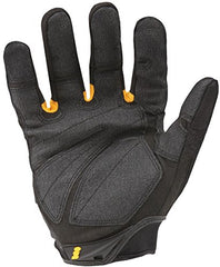 Ironclad SDG2-05, Super Duty 2 Glove, Black (One Dozen) 12 Pair