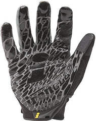 Ironclad BGW-04 Gripworx Series Gloves, Black (One Dozen) 6 Pair