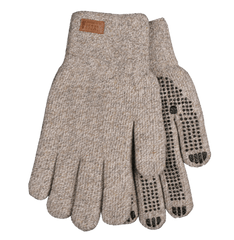Kinco Alyeska 5298 Unlined Full Finger Gloves with PVC Dots  (one dozen)