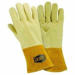 Ironcat Top Grain Pigskin MIG Welding Gloves West Chester 6021 (one dozen)