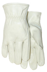 Midwest 609 Grain Leather Keystone Thumb Gloves (One Dozen)