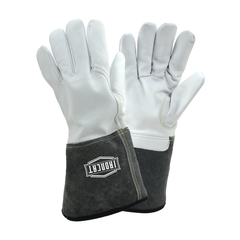 West Chester Ironcat 6144 Premium Grain Kidskin Kevlar Welding Gloves (One Dozen)