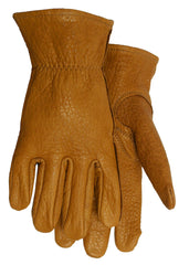 Midwest 650 American Buffalo Leather Gloves (One Gloves)