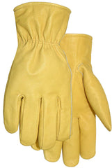 Midwest 660 Grain Leather Gun Cut Gloves (One Dozen)