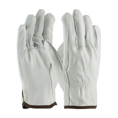 PIP 68-101 Top Grain Cowhide Leather Drivers Gloves (One Dozen)