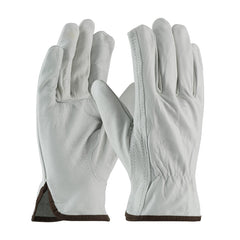 PIP 68-162 Top Grain Cowhide Leather Drivers Gloves (One Dozen)