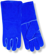 Red Steer 6850K Suede Cowhide Welding Gloves (One Dozen)