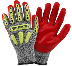 West Chester 713SNTPRG R2 Flx Cut Resistant Gloves (one dozen)
