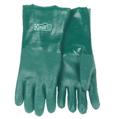 "Kinco 7184G 14"" Sandy PVC Gloves (one dozen)"