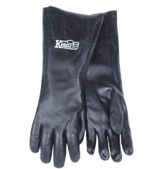 "Kinco 7188 18"" Sandy PVC Gloves  (one dozen)"